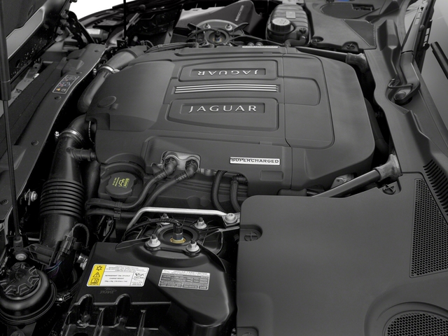 2015 Jaguar XK Prices and Values Convertible 2D XKR-S V8 Supercharged engine