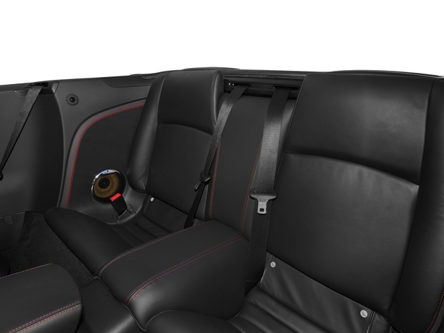 2015 Jaguar XK Prices and Values Convertible 2D XKR-S V8 Supercharged backseat interior