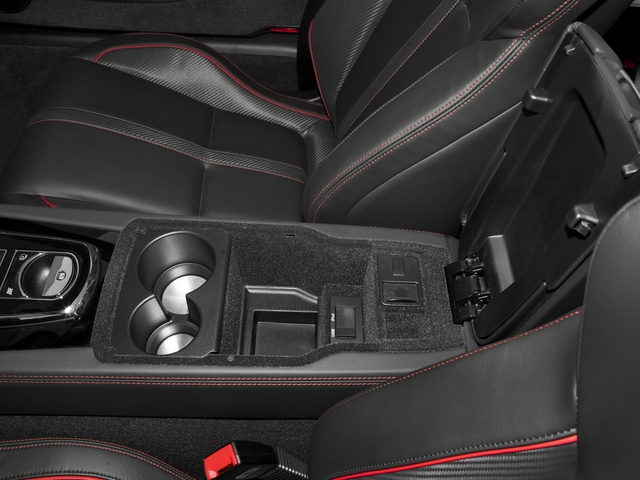 2015 Jaguar XK Prices and Values Convertible 2D XKR-S V8 Supercharged center storage console