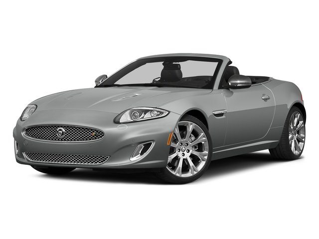 2015 Jaguar XK Prices and Values Convertible 2D XKR V8 Supercharged