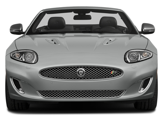 2015 Jaguar XK Prices and Values Convertible 2D XKR V8 Supercharged front view