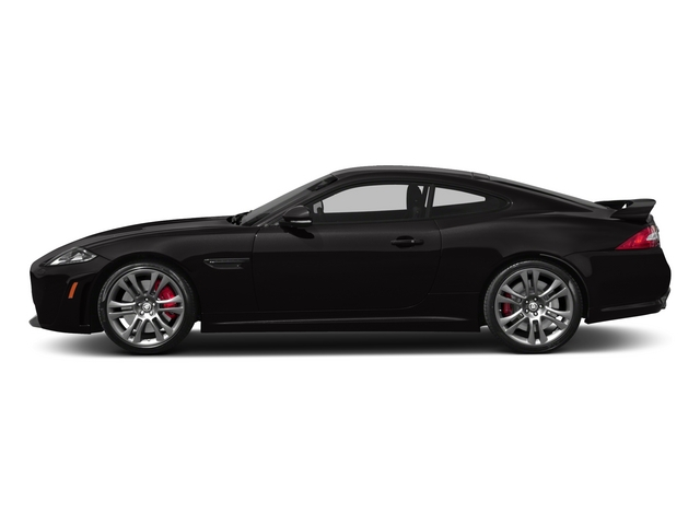 2015 Jaguar XK Prices and Values Coupe 2D XKR-S V8 Supercharged side view