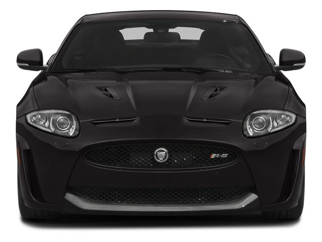 2015 Jaguar XK Prices and Values Coupe 2D XKR-S V8 Supercharged front view