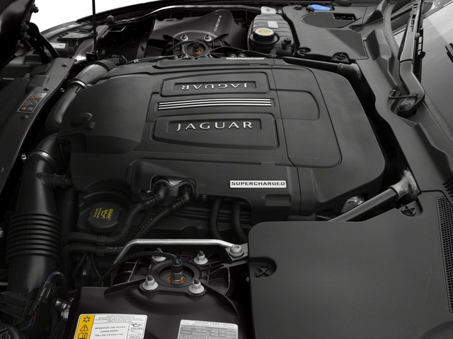 2015 Jaguar XK Prices and Values Coupe 2D XKR-S V8 Supercharged engine