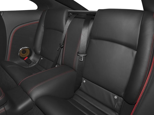 2015 Jaguar XK Prices and Values Coupe 2D XKR-S V8 Supercharged backseat interior