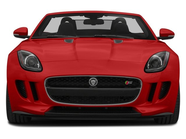 2015 Jaguar F-TYPE Prices and Values Convertible 2D S V6 front view