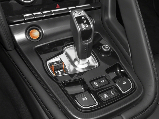2015 Jaguar F-TYPE Prices and Values Convertible 2D S V6 center console
