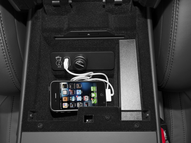 2015 Jaguar F-TYPE Prices and Values Convertible 2D S V6 iPhone Interface