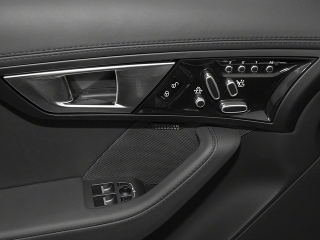2015 Jaguar F-TYPE Prices and Values Convertible 2D S V6 driver's side interior controls