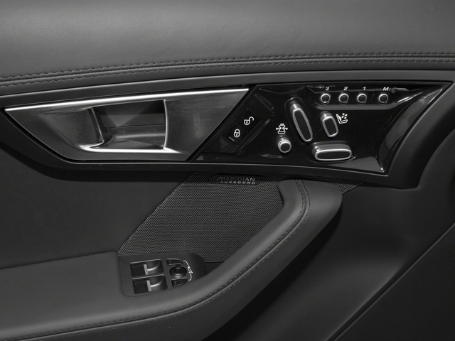 2015 Jaguar F-TYPE Pictures F-TYPE Convertible 2D S V6 photos driver's side interior controls