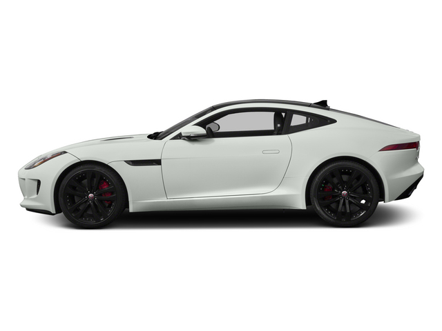 2015 Jaguar F-TYPE Pictures F-TYPE Coupe 2D S V6 photos side view