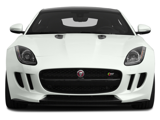 2015 Jaguar F-TYPE Pictures F-TYPE Coupe 2D R V8 photos front view