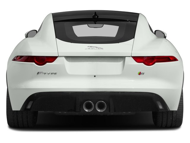2015 Jaguar F-TYPE Pictures F-TYPE Coupe 2D S V6 photos rear view