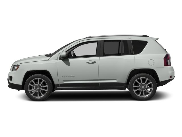 2015 Jeep Compass Prices and Values Utility 4D High Altitude 4WD side view