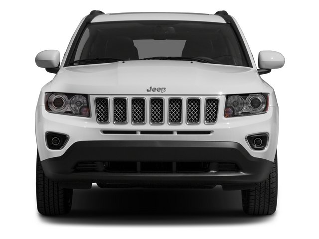 2015 Jeep Compass Prices and Values Utility 4D High Altitude 4WD front view