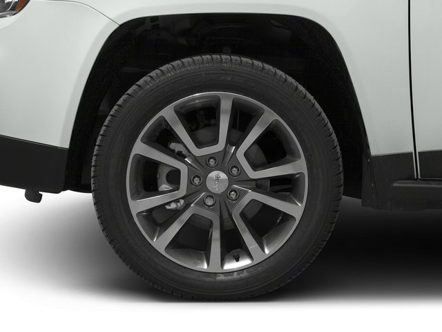2015 Jeep Compass Prices and Values Utility 4D High Altitude 4WD wheel