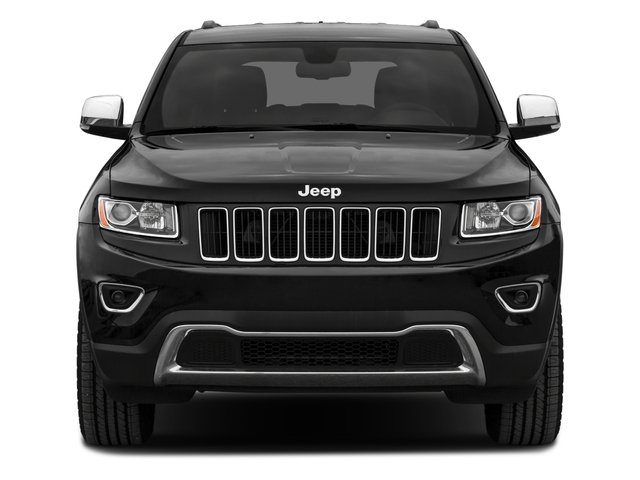 2015 Jeep Grand Cherokee Prices and Values Utility 4D Overland Diesel 2WD front view