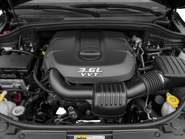2015 Jeep Grand Cherokee Prices and Values Utility 4D Overland 2WD engine