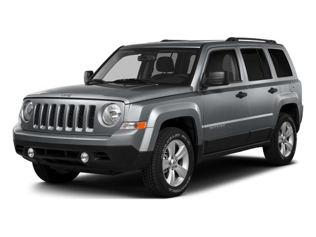 2015 Jeep Patriot Pictures Patriot Utility 4D Sport 4WD photos side front view