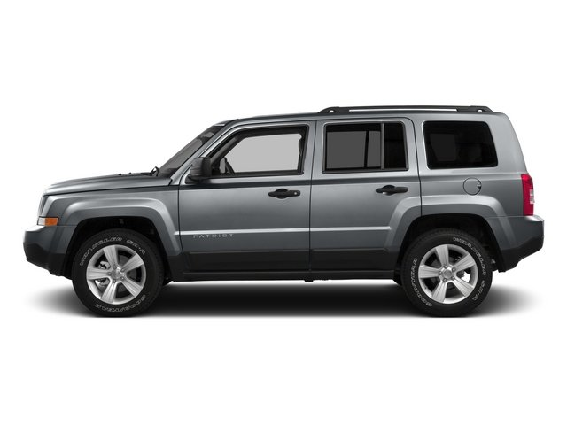 2015 Jeep Patriot Prices and Values Utility 4D Limited 4WD side view