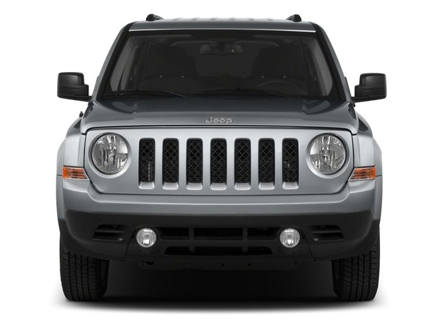2015 Jeep Patriot Prices and Values Utility 4D Latitude 4WD front view