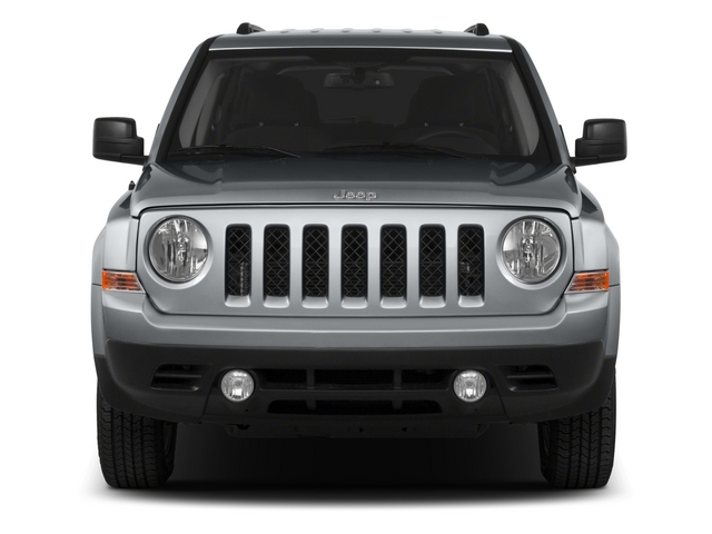 2015 Jeep Patriot Prices and Values Utility 4D Limited 4WD front view