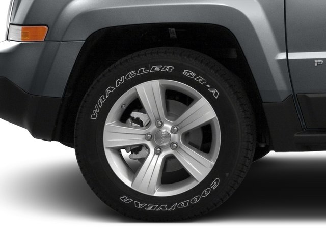 2015 Jeep Patriot Prices and Values Utility 4D Latitude 4WD wheel