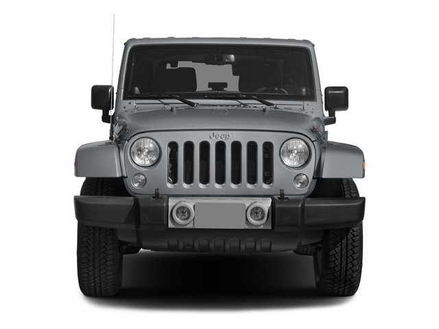 2015 Jeep Wrangler Prices and Values Utility 2D Sport 4WD V6 front view