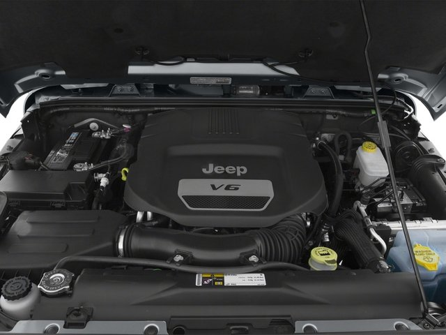 2015 Jeep Wrangler Prices and Values Utility 2D Sport 4WD V6 engine