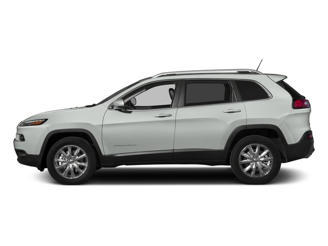2015 Jeep Cherokee Prices and Values Utility 4D Limited 2WD side view