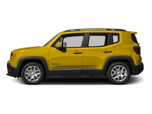 2015 Jeep Renegade Prices and Values Utility 4D Sport AWD I4 side view