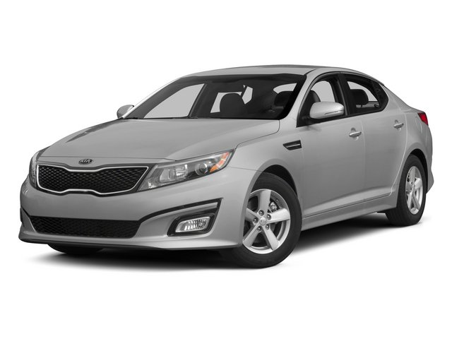 2015 Kia Optima Pictures Optima Sedan 4D SX I4 photos side front view