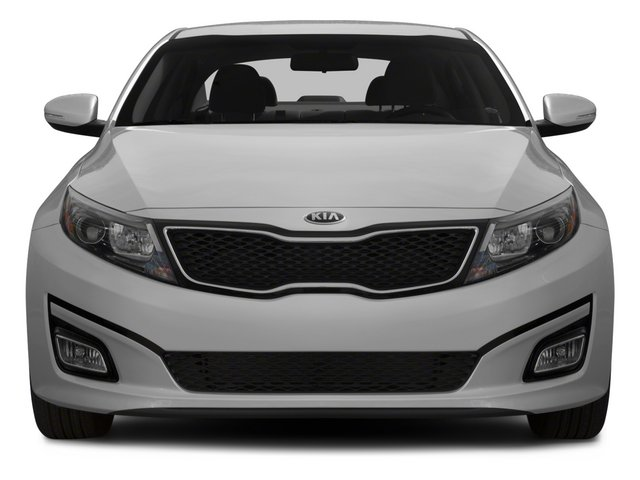 2015 Kia Optima Pictures Optima Sedan 4D SX I4 photos front view