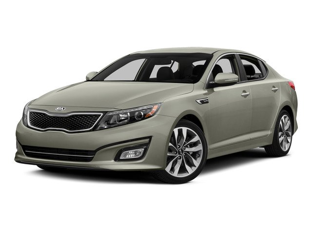 2015 Kia Optima Prices and Values Sedan 4D SX Limited I4 Turbo side front view