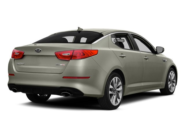 2015 Kia Optima Prices and Values Sedan 4D SX Limited I4 Turbo side rear view