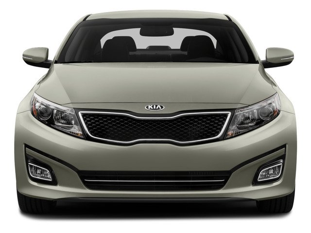 2015 Kia Optima Prices and Values Sedan 4D SX Limited I4 Turbo front view