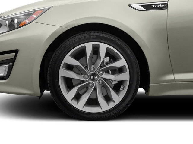 2015 Kia Optima Prices and Values Sedan 4D SX Limited I4 Turbo wheel