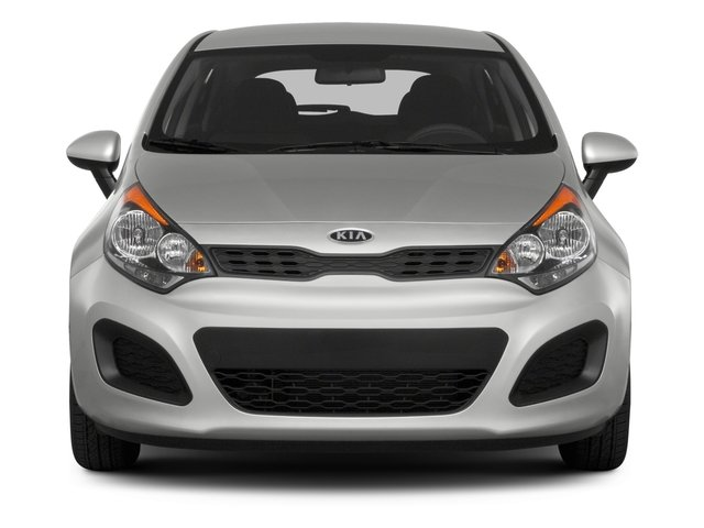 2015 Kia Rio Pictures Rio Hatchback 5D LX I4 photos front view