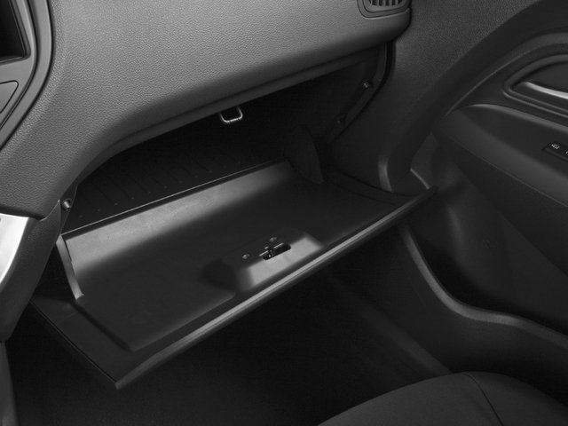 2015 Kia Rio Pictures Rio Hatchback 5D LX I4 photos glove box