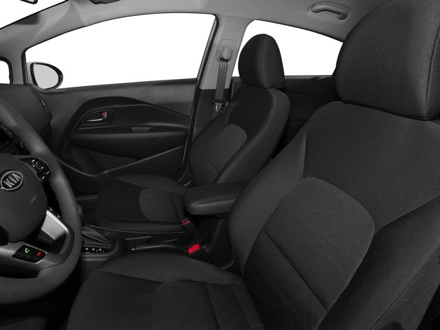 2015 Kia Rio Pictures Rio Sedan 4D EX I4 photos front seat interior