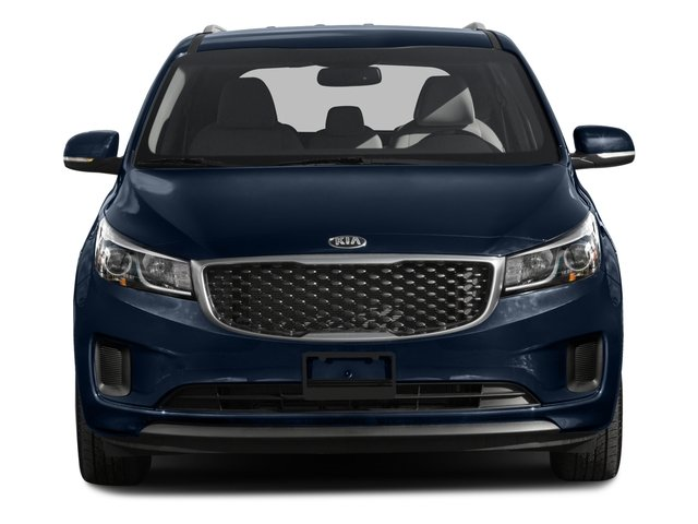 2015 Kia Sedona Prices and Values Wagon LX V6 front view