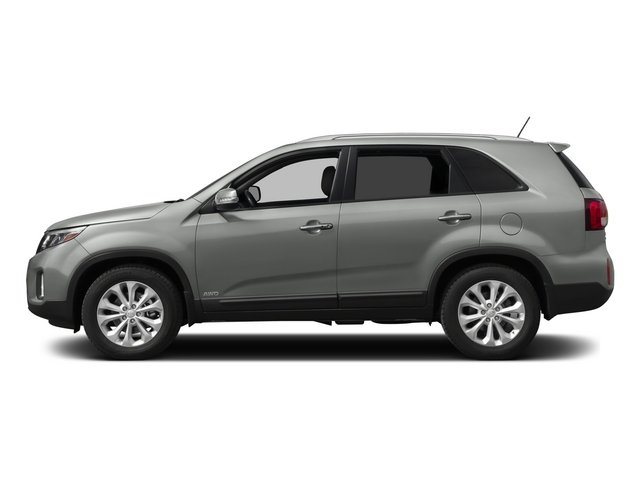 2015 Kia Sorento Prices and Values Utility 4D EX AWD V6 side view