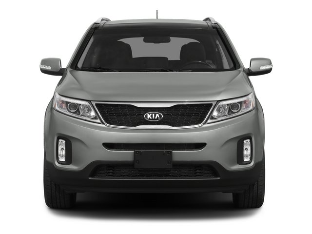 2015 Kia Sorento Prices and Values Utility 4D EX AWD V6 front view