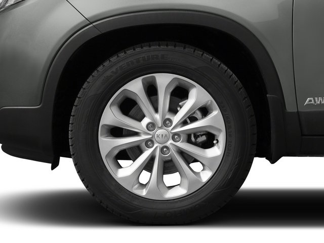 2015 Kia Sorento Prices and Values Utility 4D EX AWD V6 wheel