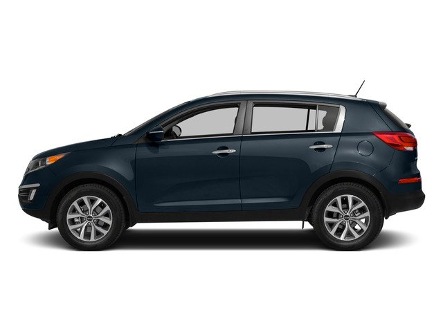 2015 Kia Sportage Prices and Values Utility 4D SX AWD I4 Turbo side view