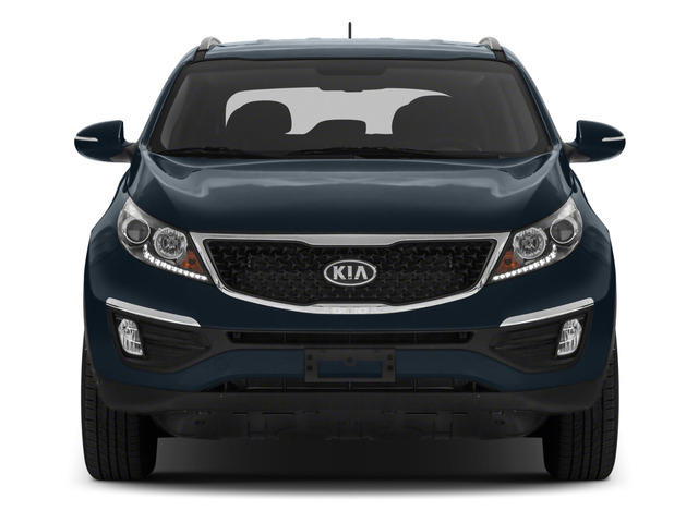 2015 Kia Sportage Pictures Sportage Utility 4D SX 2WD I4 Turbo photos front view
