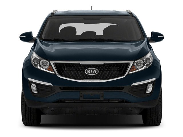 2015 Kia Sportage Prices and Values Utility 4D SX AWD I4 Turbo front view