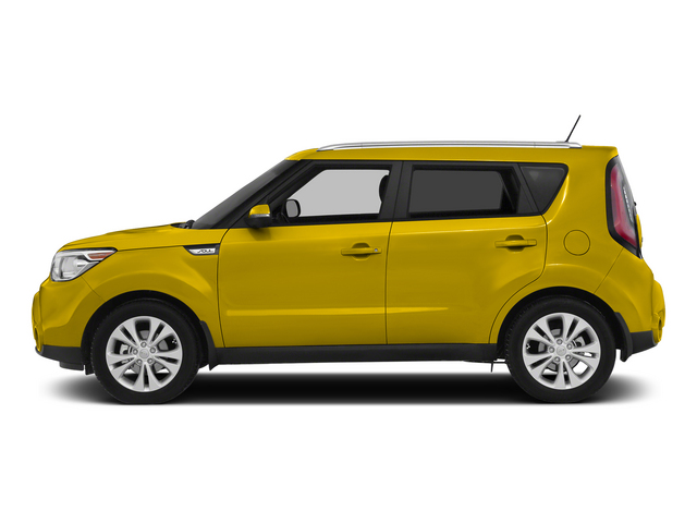 2015 Kia Soul Prices and Values Wagon 4D I4 side view