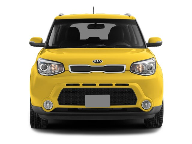 2015 Kia Soul Pictures Soul Wagon 4D I4 photos front view