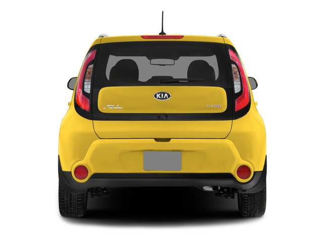2015 Kia Soul Prices and Values Wagon 4D I4 rear view